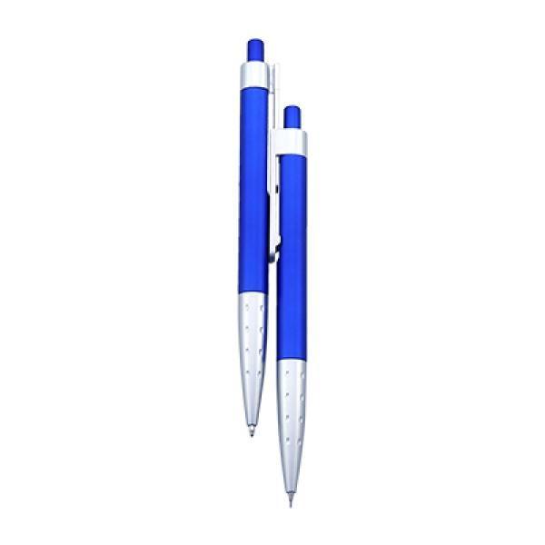 Primo Twin Plastic Pen Set Office Supplies Pen & Pencils Best Deals Give Back FPP1031BLU[1]